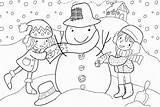 Winter Coloring Pages Season Preschool Kindergarten Worksheets Toddler Crafts Plants Trees Grow Until Again Start Spring sketch template