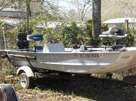 Used Bass Boats Conroe Tx by Monark Bass Boat For Sale