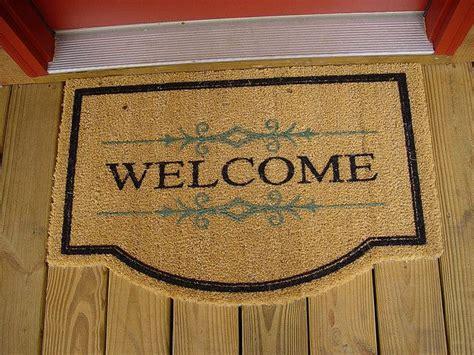 Beautiful Welcome Mats by Beautiful Spectacular Welcome Door Mats