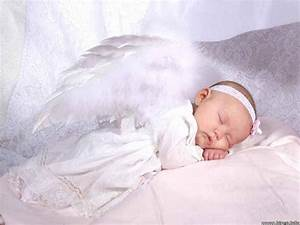 Little Sweet Girl Sleeping - Cute Baby Wallpaper