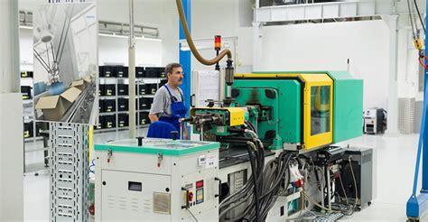 started setting   injection molding plant plasticstodaycom