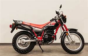 Bruce Willis U0026 39  1988 Yamaha Tw200 Trailway Up For Auction