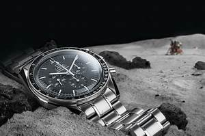 Omega Speedmaster Professional Moonwatch, Space Race ...