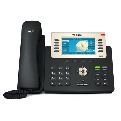 voip smartphone yealink ip phone sip t20 for call centers in india