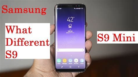 galaxy s9 zubehör samsung galaxy s9 mini rumors leaks specification is