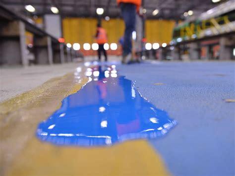 Floor Painting Contractors UK