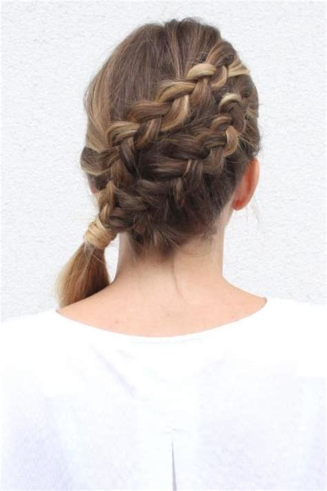 Cool Braided Hairstyles For by 35 Most Repinned Braided Hairstyles On