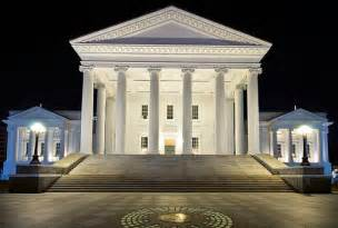 Richmond Virginia State Capitol Building