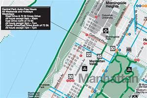 Central Park Auto : car free hours in central park listed incorrectly on city bike map upper west side new york ~ Gottalentnigeria.com Avis de Voitures