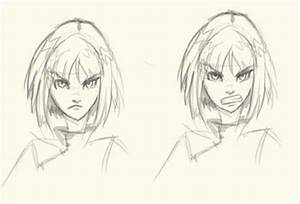 Best Photos of Anime Angry Mouth - How to Draw Anime Girl ...