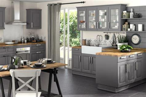 cuisine domaine lapeyre une cuisine lapeyre modèle de style et confort archzine fr