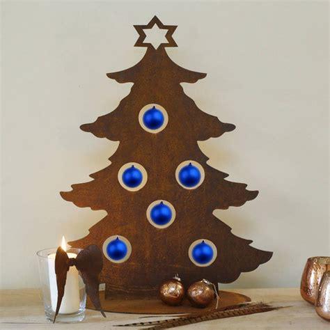 Sapin de Noël original en 50 alternatives artistiques superbes