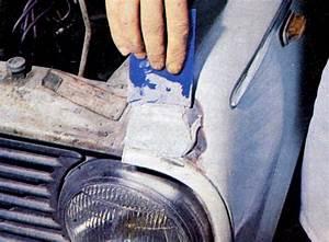 Reparer Carrosserie Rouille Perforante : lutter contre la rouille sur une voiture minute ~ Medecine-chirurgie-esthetiques.com Avis de Voitures