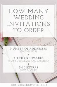 how many wedding invitations should i order oh my With formula 1 wedding invitations