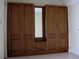 HomeOfficeDecoration Cupboard designs with mirror