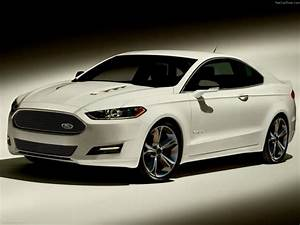 2016 Ford Fusion ii – pictures, information and specs