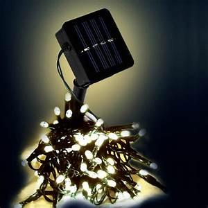 Lichterkette Solar Außen : solar led lichterkette f r innen aussen mit 150 leds ebay ~ Whattoseeinmadrid.com Haus und Dekorationen