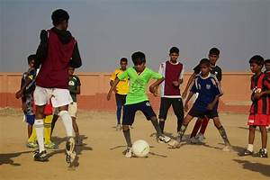 Football Reclaims Lives of Pakistani Street Kids - India ...