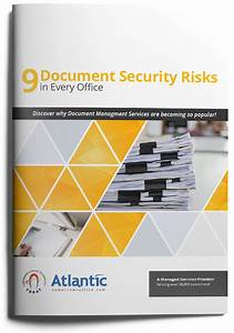 9 document security risks document management atlantic With document security management