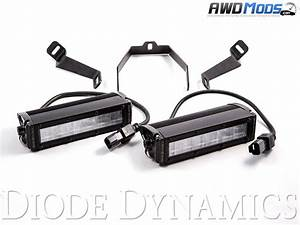 Subaru Wrx Sti Driving Light Kit From Diode Dynamics