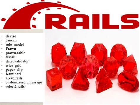 gems rails applied devise