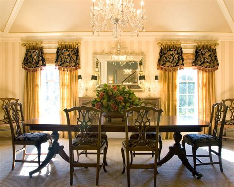 Curtain Ideas For Dining Room Formal Dining Room Window Curtains Dining Room Decor Ideas And Showcase Design