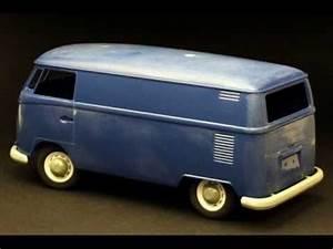 Hasagawa 1 24 Scale 1967 Volkswagen Type 2 Delivery Van