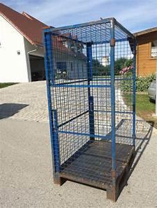 Stapelhilfe Selber Bauen : gitterbox brennholzlager lagerbox transportbox holz ~ Whattoseeinmadrid.com Haus und Dekorationen