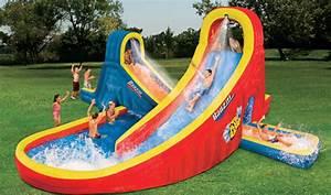 Big Baby Slide : banzai falls twin blast rapids waterslide ~ A.2002-acura-tl-radio.info Haus und Dekorationen