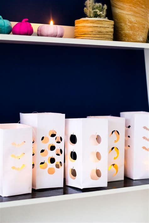 diy halloween hanging paper lanterns designsponge