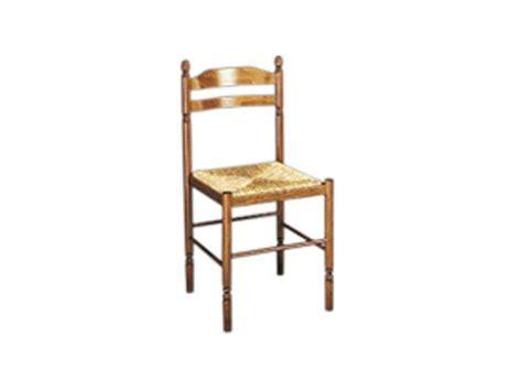 dessus de chaise en paille chaise en hêtre massif avec assise en paille jeannette