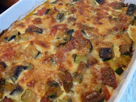 cuisiner les aubergines marmiton gratin courgettes aubergines et tomates recette de