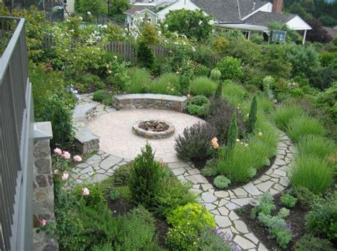 Runde Steinplatten Garten by 109 Garten Ideen F 252 R Ihre Wundersch 246 Ne Gartengestaltung