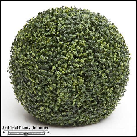 Outdoor Artificial Topiary Ball, Outdoor Topiary Balls