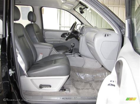 2007 Chevrolet Trailblazer Lt Interior Photo #40345210
