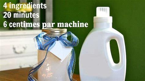 comment laver linge en machine avec du savon de