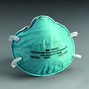 Amazon.com: 3M 1860 Medical Mask N95: Health & Personal Care