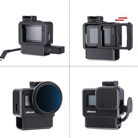 akcesoria kamer gopro sjcam ramka szyna adapter