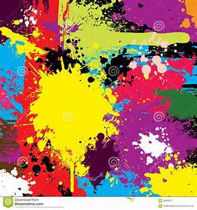 Abstract Colorful Grunge Background. Vector. Stock Image ...