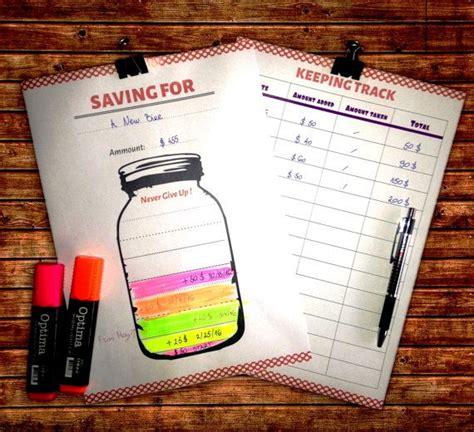 savings planner jar tracker saving goal finance