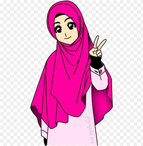 Animasi Bergerak Kartun Muslimah Terbaru desain rumah