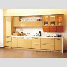 Lacquer Kitchen Cabinet(lh La017)in Kitchen Cabinets From