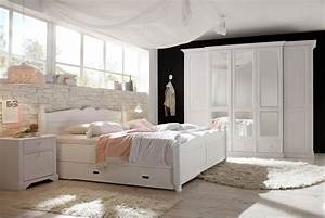 Schlafzimmer Weiß Landhaus : kleiderschrank landhausstil cinderella romantik stil wei t40 ~ Sanjose-hotels-ca.com Haus und Dekorationen