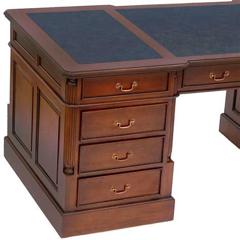 anglais bureau bureau style anglais victorien acajou wingfield meuble