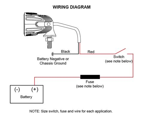 Aci Off Road Led Lights Instructions Wiring Diagram