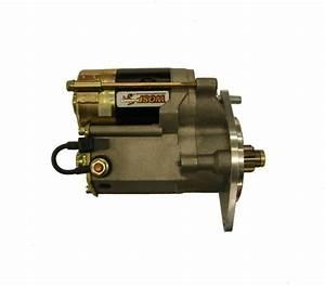 Mgb Mga Inertia Type High Torque Starter Motor 1 0kw Wosp
