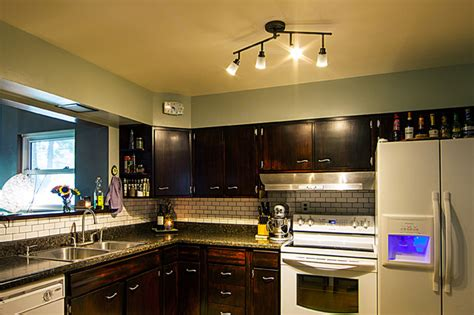 houzz kitchen lighting ideas led kitchen track light fixture traditional kitchen st louis by bright leds