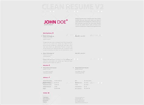 15 mac resume templates free word pdf formats creative