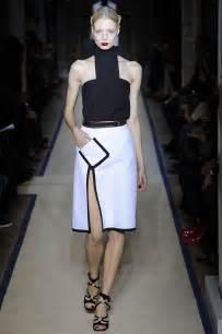 yves saint laurent spring  mfd multiple fashion