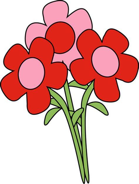 Valentine's Day Flower Clip Art